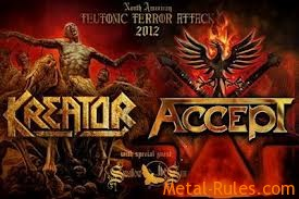 Teutonic Terror Attack 2012