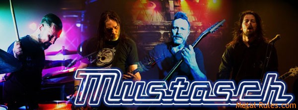 mustasch - promo logo