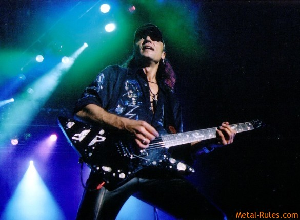Scorpions- Matthias Jabs