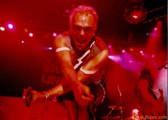 Scorpions - Rudolf Schenker