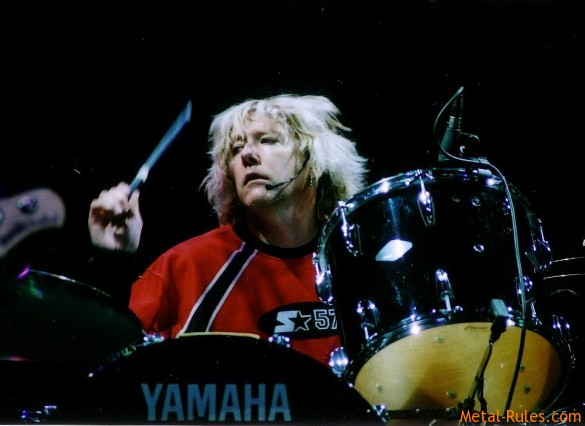 Scorpions - James Kottak