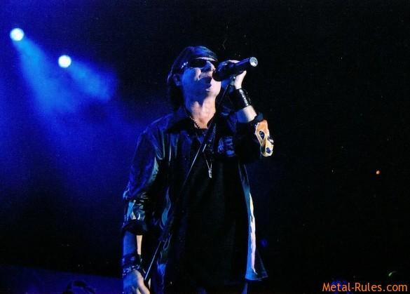Scorpions - Klaus Meine