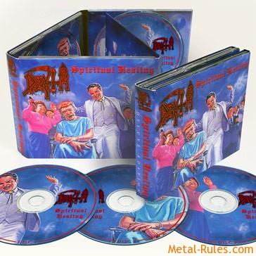 Death - Spiritual Healing Reissue