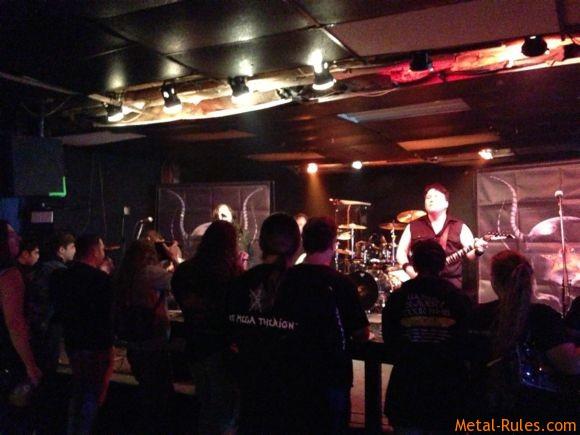 Helstar - Live
