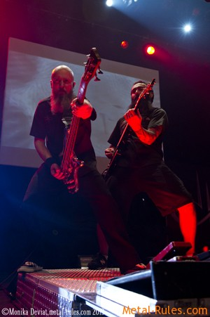 Devin Townsend Project - Photo by Monika Deviat