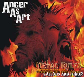 Anger As Art