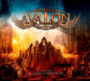 "TIMO TOLKKI'S AVALON ""The Land of New Hope"""