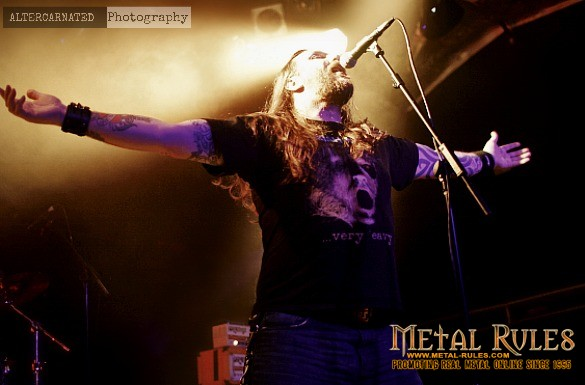 Orange Goblin O2 Islington Academy