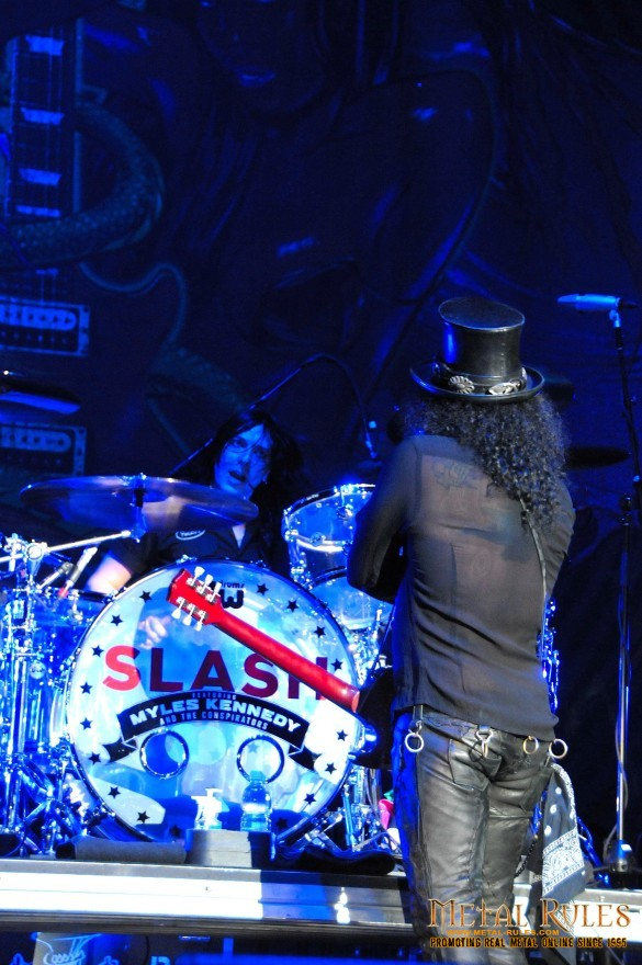 Slash & Brent
