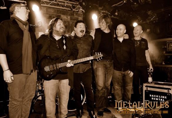 Bobby Kimball band