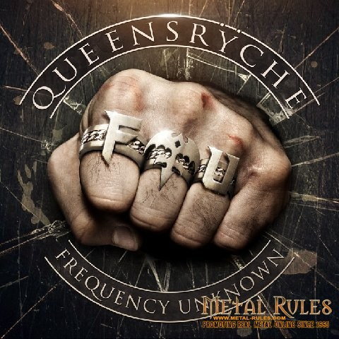 QUEENSRYCHE -  'Frequency Unknown'