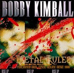 Bobby Kimball solo album