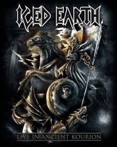 "Iced Earth - ""Live In Ancient Kourion"""