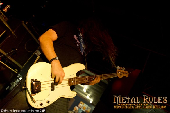 Pallbearer - Photo © Monika Deviat