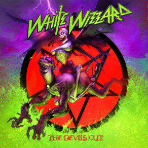 WHITE WIZZARD 'THE DEVILS CUT'