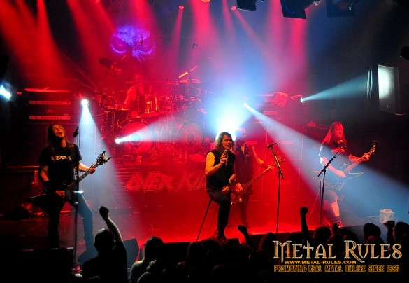 Overkill live 2013