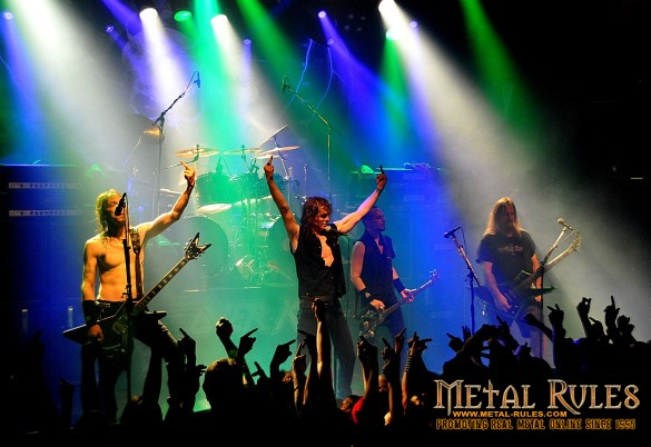 Overkill live