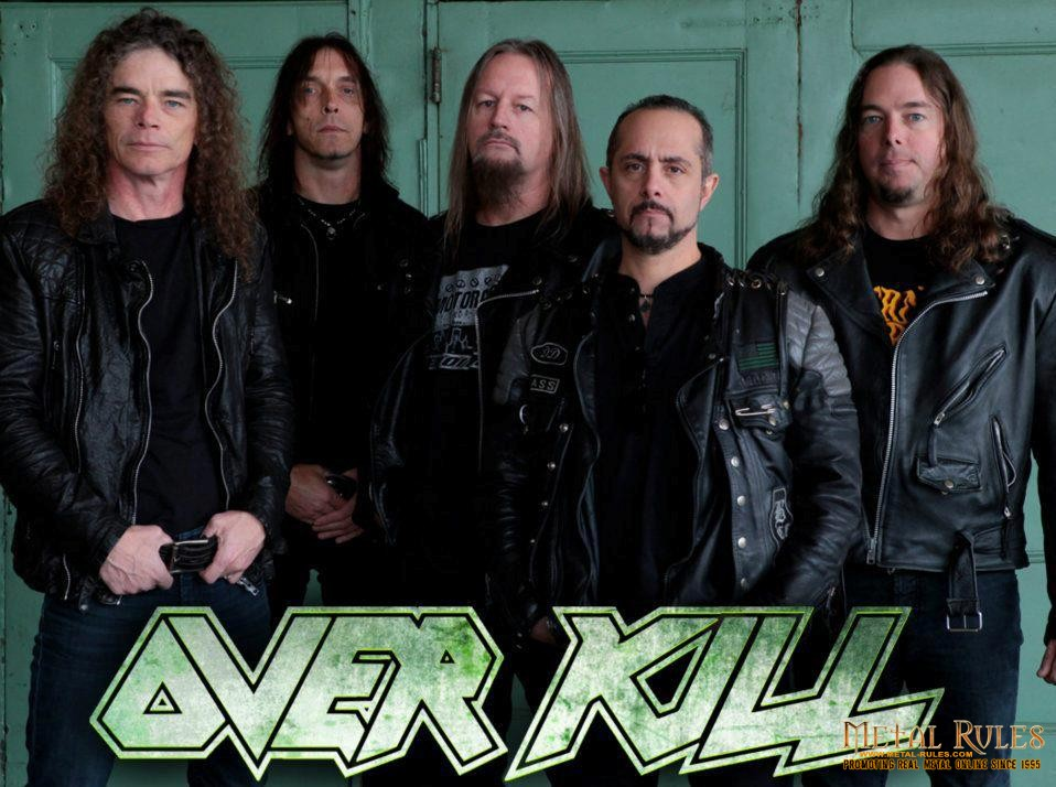 Overkill promo