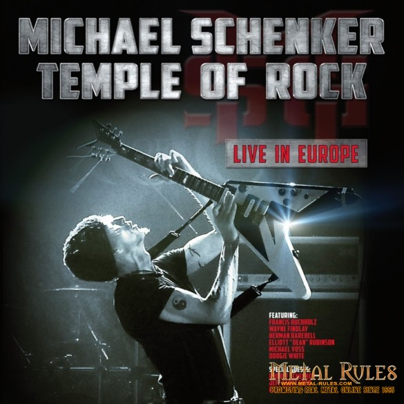 Temple of Rock Live !