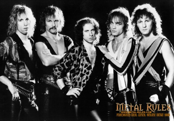 Scorpions promo