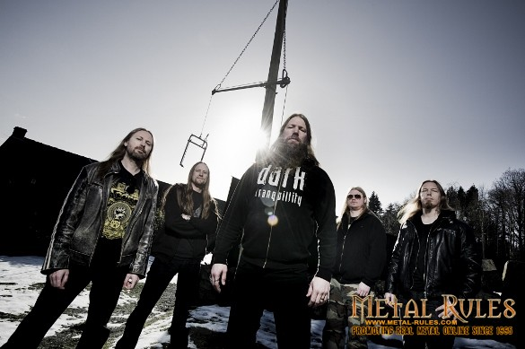 AMON AMARTH by JOHN McMURTRIE