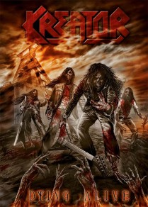 KREATOR: DYING ALIVE DVD