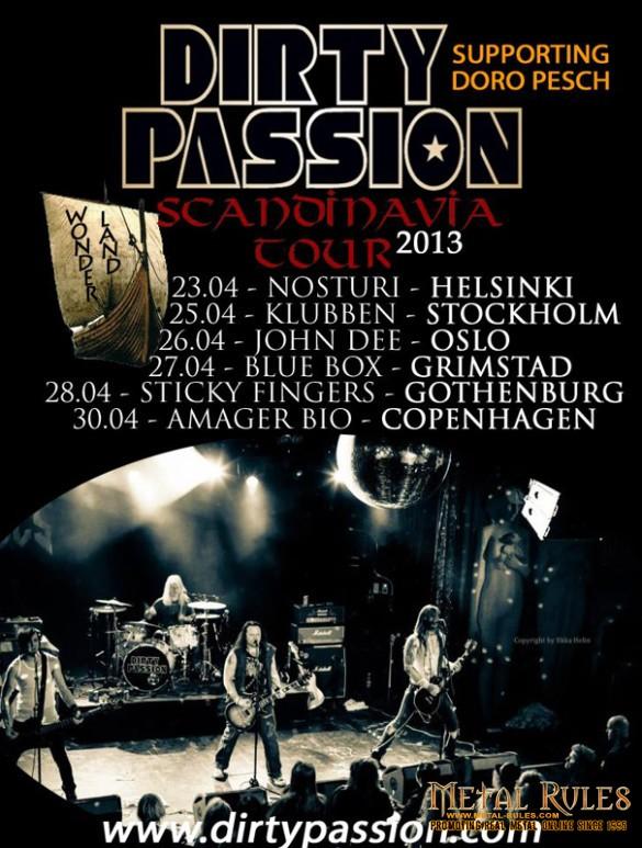 doro_tour_poster_amager_bio_copenhagen_2013_2