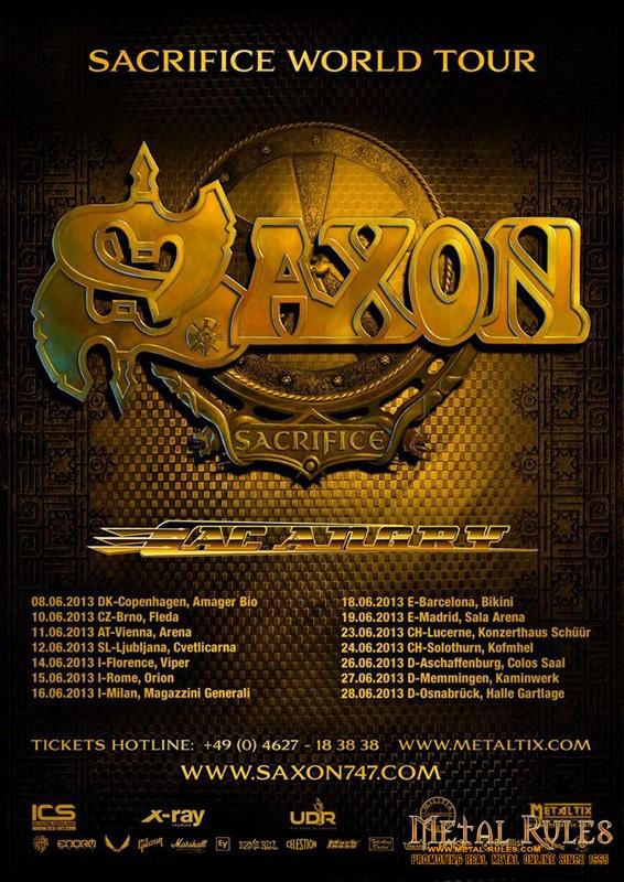 saxon_tour_poster_amager_bio_copehagen_2013