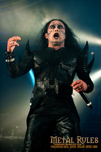 Cradle of Filth @ Hellfest 2013