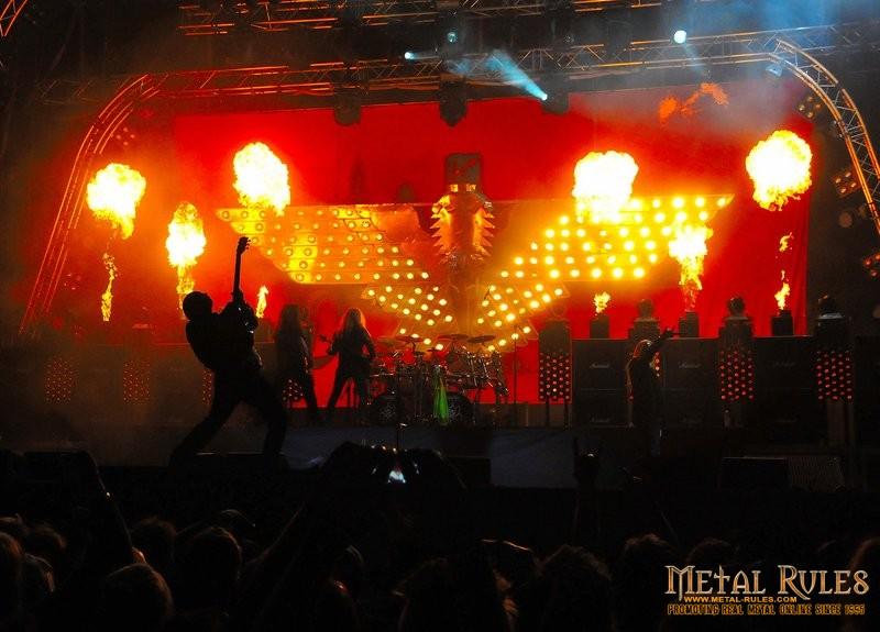 Saxon live 2013