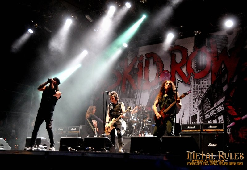 Skid Row 2013