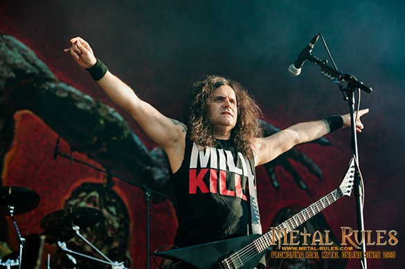 Kreator @ Download 2013
