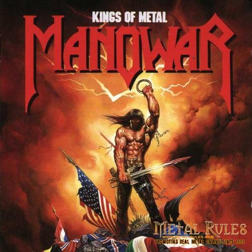 MANOWAR Kings Of Metal
