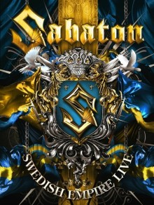 SABATON - SWEDISH EMPIRE LIVE DVD
