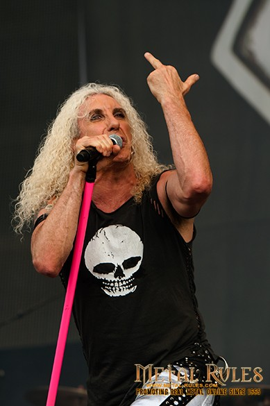 Twisted Sister @ Hellfest 2013
