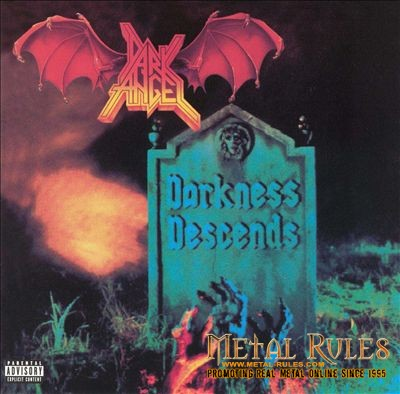 Dark Angel: Darkness Descend