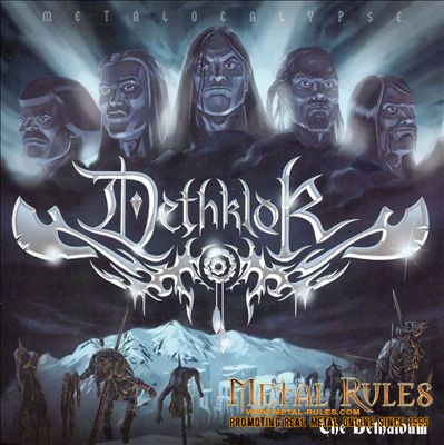 Dethklok:The Dethalbum