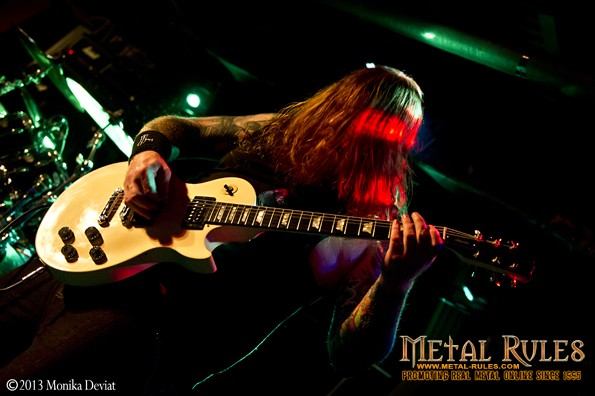 Skeletonwitch  Photo © Monika Deviat