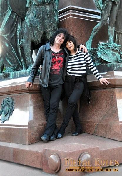 Richie & Joann Scarlet