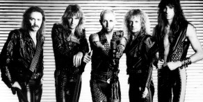 Judas Priest: Promo photo from 1990