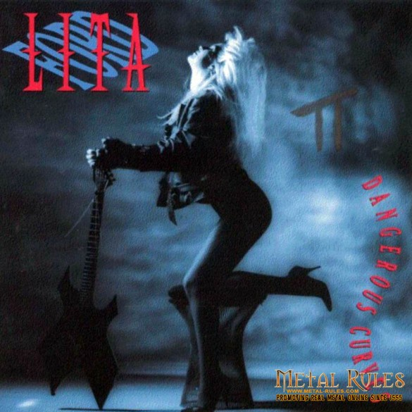 Lita Ford: Dangerous Curves