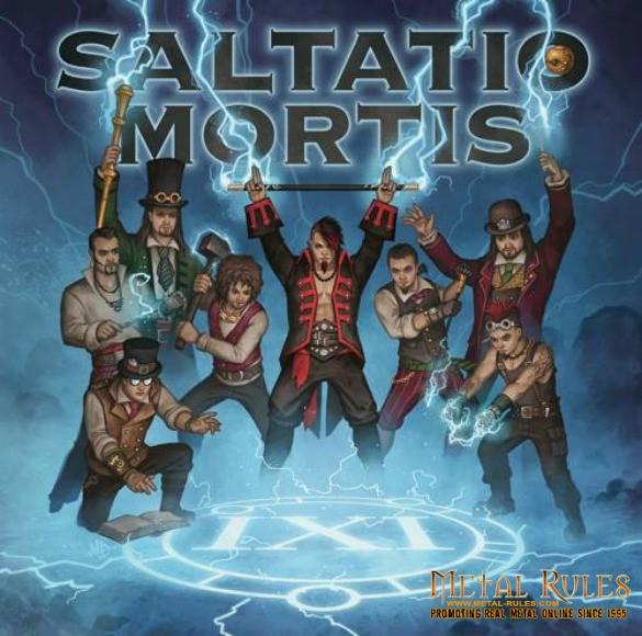 Saltatio cover