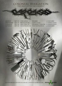 CARCASS: North American Tour Dates Announced