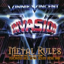 Vinnie Vincent Invasion s/t