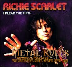 Richie Scarlet: I Pledge the Filth