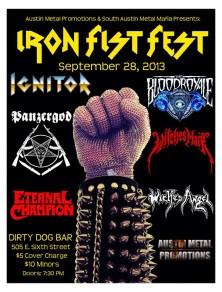 Iron Fist Fest