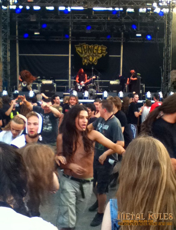 BRUTAL ASSAULT 2013 Jungle Rot
