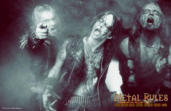 Watain Interview