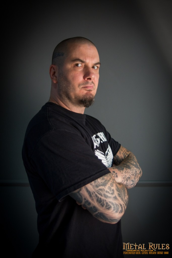 Philip Anselmo, Brazil, April 2013