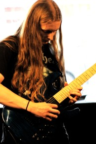 Dave Silver of Savage Messiah